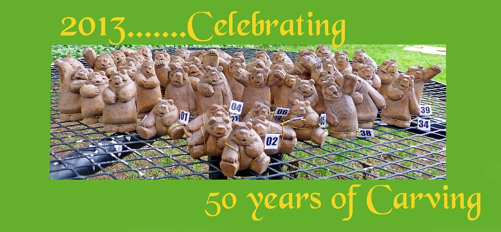 50 years of carving celebration