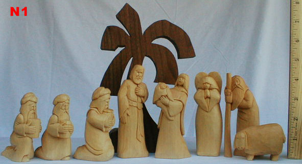 nativity carvings 03